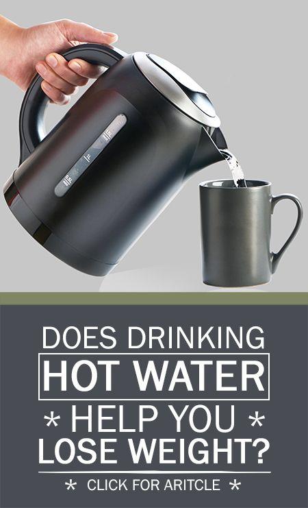 Est-ce que boire aide d`eau chaude vous perdre du poids?