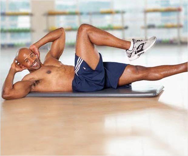 Exercices de musculation pour les obliques
