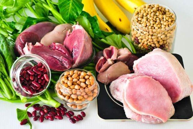 Les aliments riches en vitamine B5 (acide pantothénique) avec des avantages