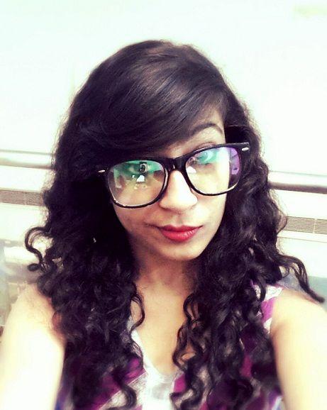 FOTD: geek / nerd fille look maquillage et conseils