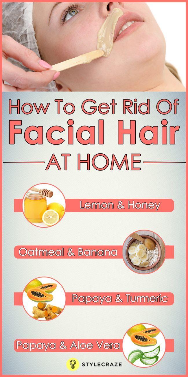 Les remèdes maison et des conseils pour les poils indésirables
