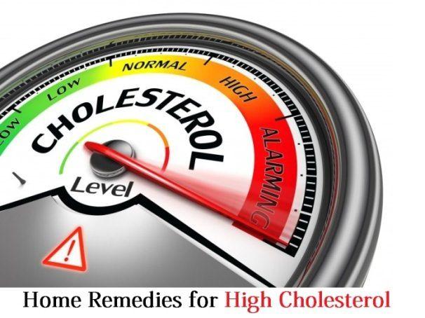 Les remèdes maison pour le cholestérol élevé