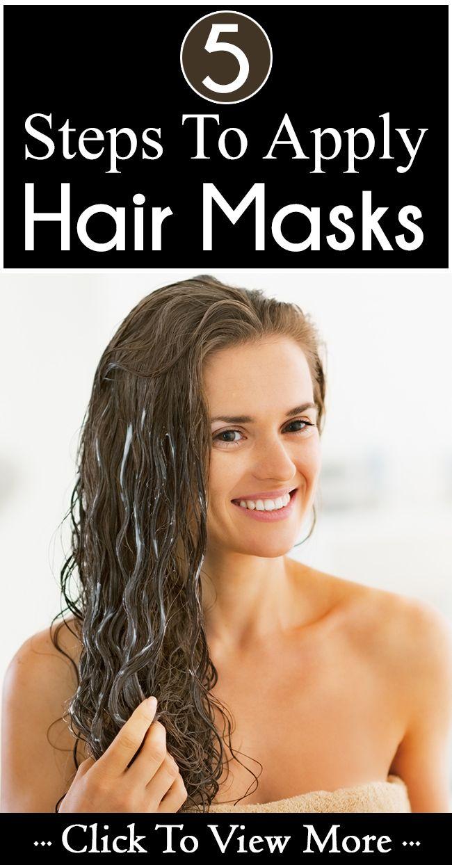 Comment appliquer un masque capillaire en 4 étapes simples
