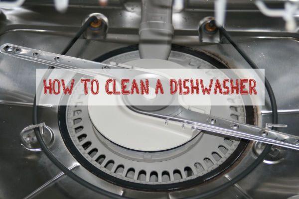Comment nettoyer un lave-vaisselle?
