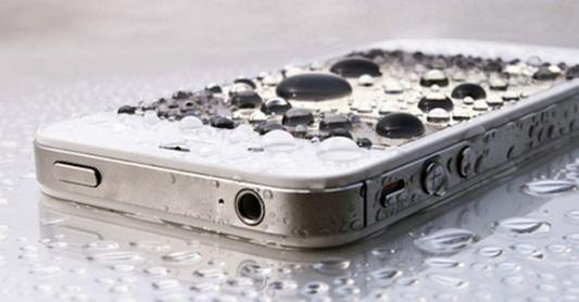 Comment sauver un téléphone cellulaire humide?