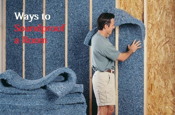 Comment insonoriser une chambre?