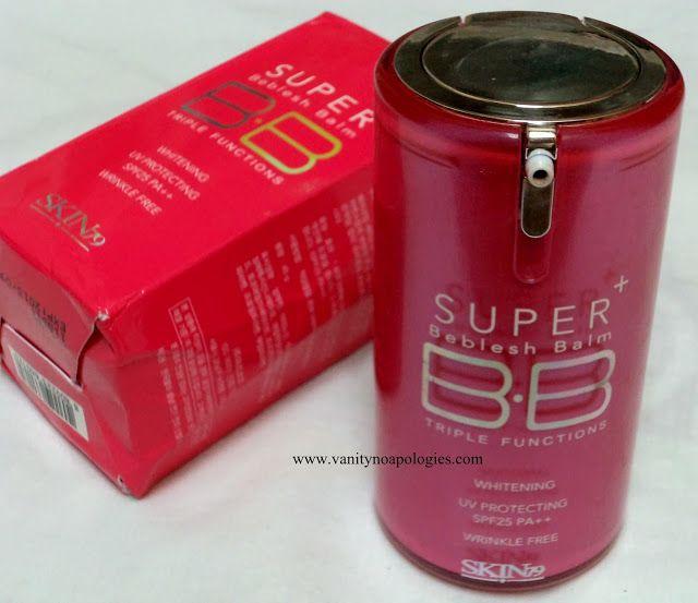 Comment repérer la crème faux SKIN79 bb?