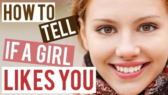 Comment savoir si une fille vous aime?
