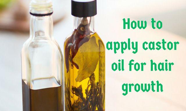 Comment utiliser l`huile de ricin pour la croissance des cheveux?