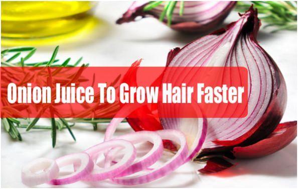 Comment utiliser le jus d`oignon pour la croissance des cheveux?