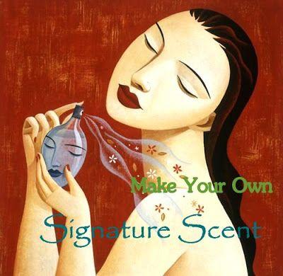 Comment - votre propre parfum signature (d.i.y)