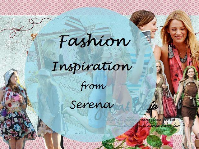 Comment vous pouvez habiller comme Serena Van Der Woodsen alias blake lively!