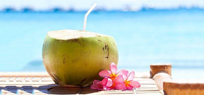 Est-potabilité de l`eau de noix de coco pour les diabétiques?