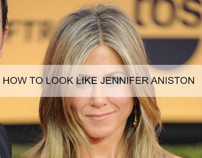 Jennifer aniston: maquillage, soins de la peau, les secrets de coiffure et de beauté
