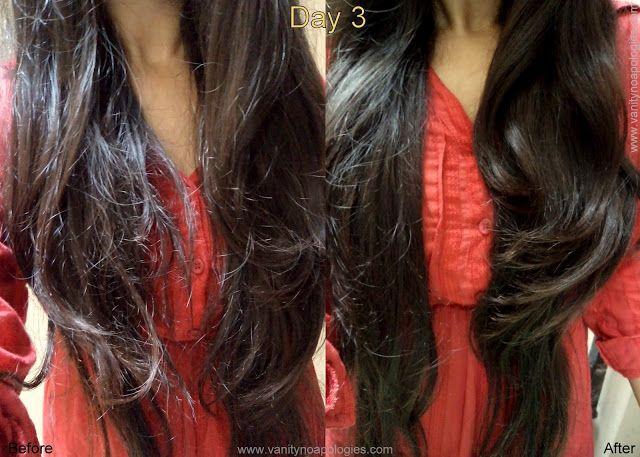 Défi élixir cheveux Kérastase jour 3 ultime - pluie pluie pluie!