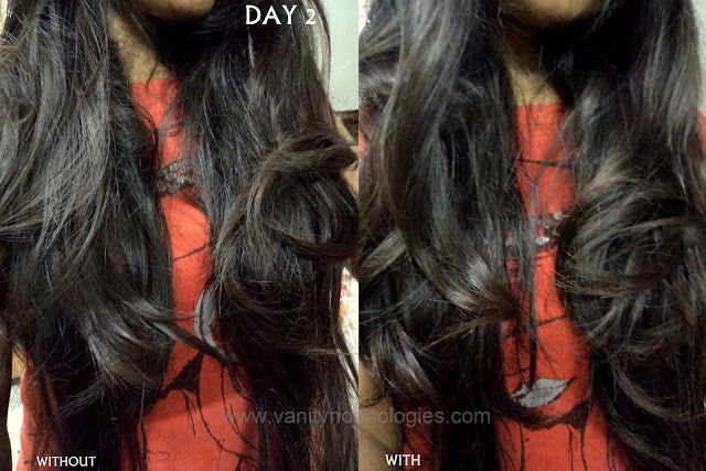 Défi cheveux Kerastase: jour 2