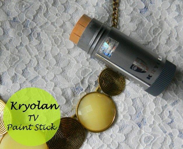 Kryolan tv fondation bâton de peinture FS42: nuanciers, l`examen et la façon d`appliquer