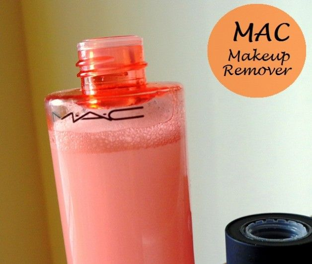 Mac doucement ôter les yeux et le maquillage des lèvres: examen et démonstration