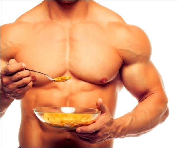 Alimentation Musculation - avant et après l`entraînement