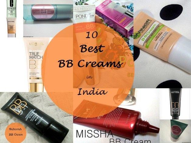 Mes 10 meilleures crèmes bb disponibles en Inde