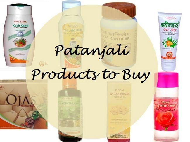 Mes 10 meilleurs produits de Patanjali pour la peau et les cheveux en Inde