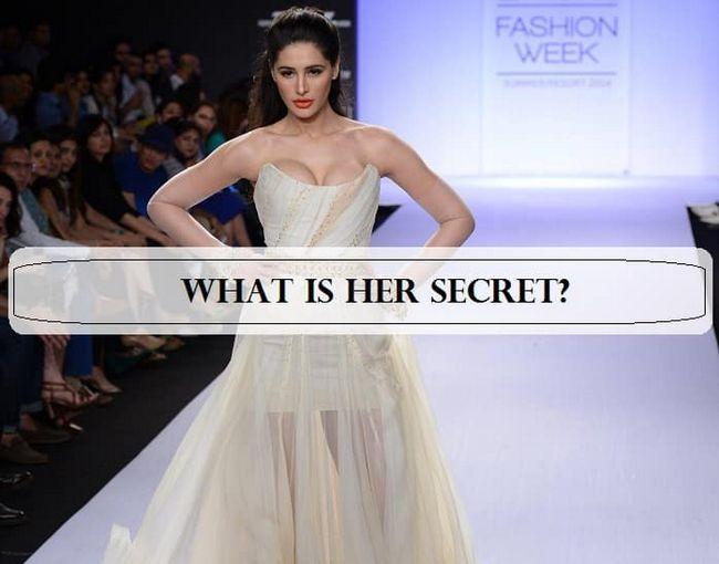 Les secrets de beauté de Nargis fakhri