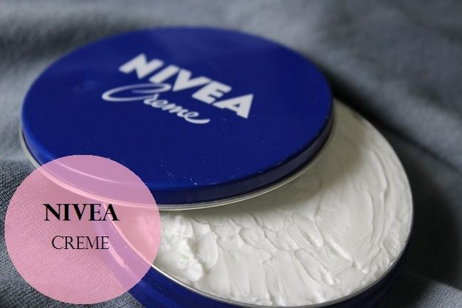 Nivea examen crème et 5 meilleures façons d`utiliser la boîte bleue