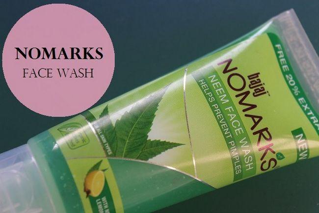Nomarks neem lavage du visage: examen et prix