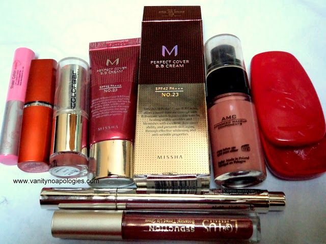Favoris novembre ~ maquillage et soins de la peau