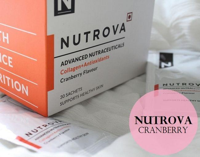 Nutrova collagène + suppléments antioxydants: examen, comment utiliser
