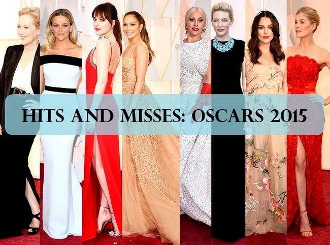 Oscars 2015 tapis rouge: des célébrités les mieux habillées et plus mal habillé