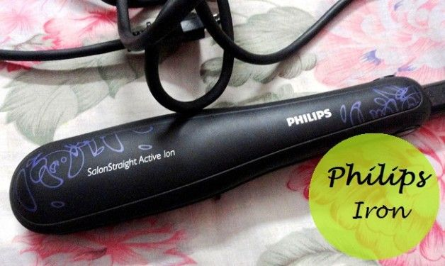 Philips SalonStraight cheveux hp8315 ionique défrisant actif: examen et avant après les photos