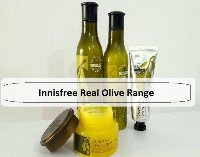 Avis: la vraie peau d`olive Innisfree, lotion, crème de puissance, crème pour les mains