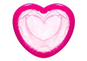 Relations sexuelles avec des préservatifs par rapport à l`absence