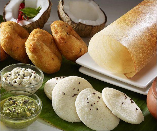 Recettes petit déjeuner indien Sud