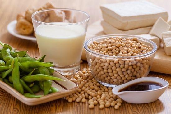 101 Graines de soja: faits de nutrition et effets sur la santé