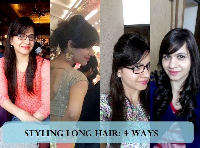 Styling mon post moyen à long cheveux relooking cheveux salon lakme