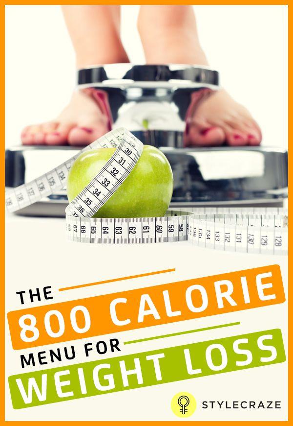 Le régime alimentaire de 800 calories pour perdre du poids