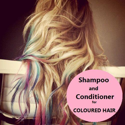 Les meilleurs shampooings et revitalisants pour les cheveux colorés: répond VNA