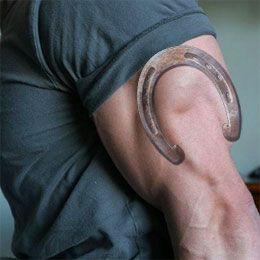 La meilleure séance d`entraînement de triceps pour les hommes