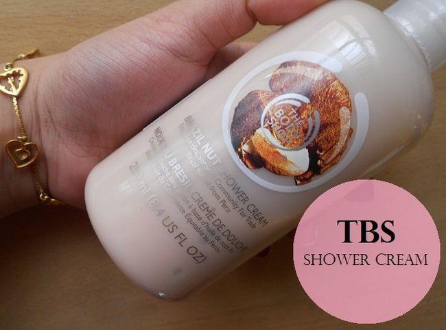 La boutique du corps de noix du Brésil crème de douche: Avis, prix