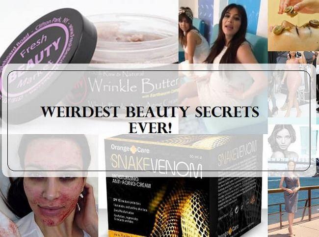 Top 10 des secrets de beauté des actrices hollywoodiennes révélées