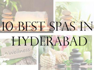 Top 10 des meilleurs spas hyderabad