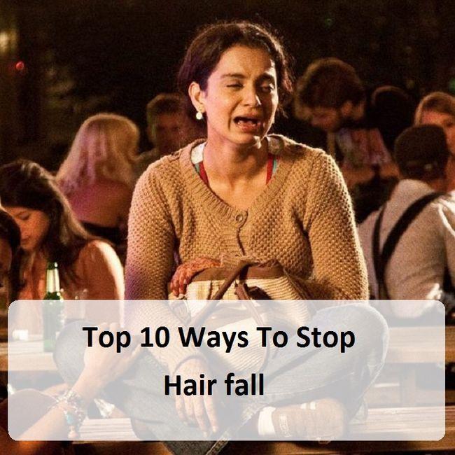 Top 10 conseils efficaces et des remèdes maison pour contrôler la chute des cheveux