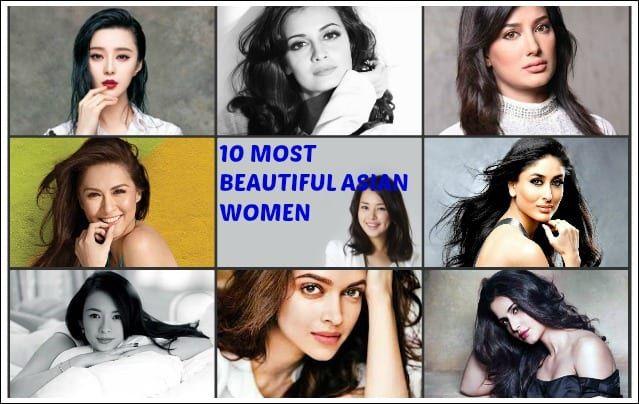 Top 10 des plus belles femmes asiatiques 2016