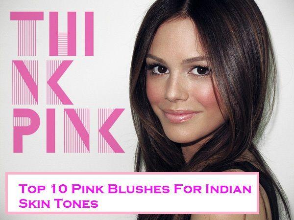 Top 10 fards à joues roses pour la peau indienne