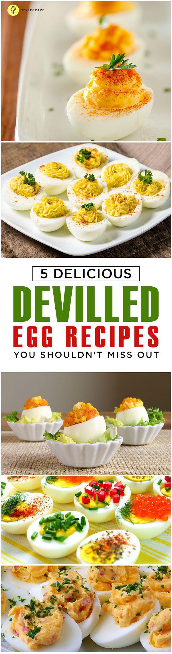 Top 5 des recettes d`œufs mimosa pour essayer aujourd`hui