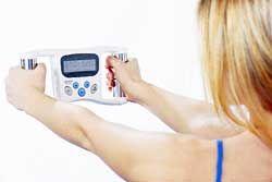 Corps pourcentage de graisse chez les femmes
