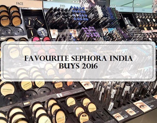 Top 6 marques et produits à acheter chez Sephora Inde