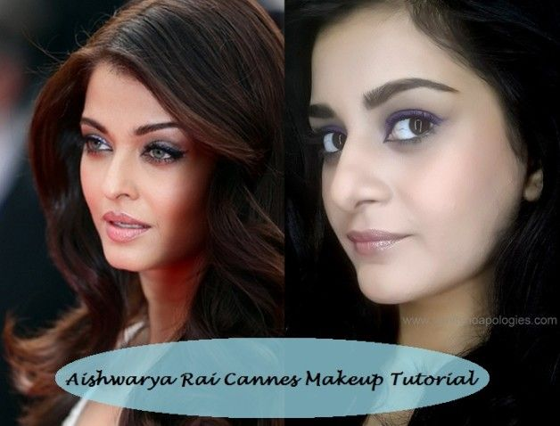 Tutoriel: Aishwarya Rai Cannes 2014 inspiré look maquillage
